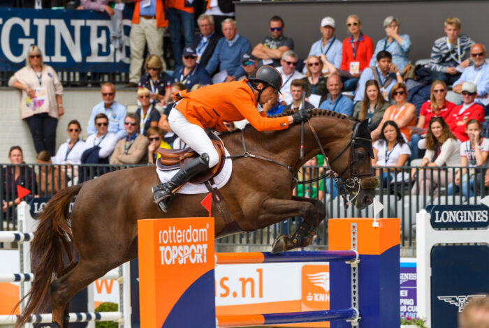 Longines FEI Nations Cup™ Jumping