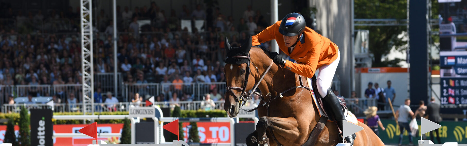 BJS 2454 Marc Houtzager Sterrehof s Calimero NED
