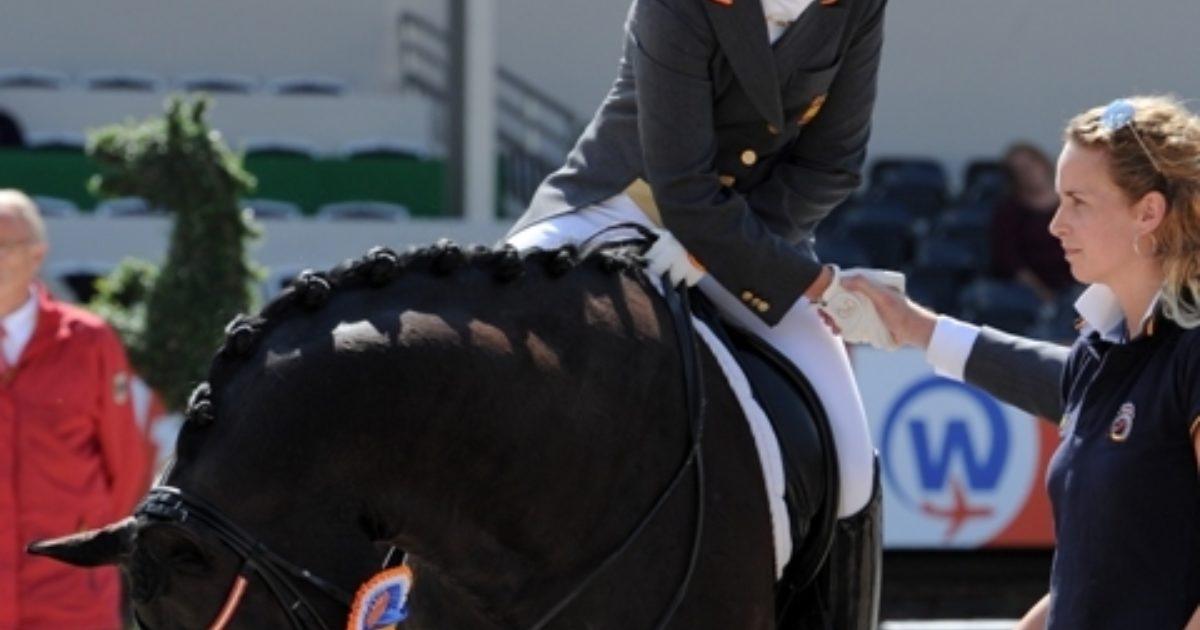 Dutch winners Vidauban