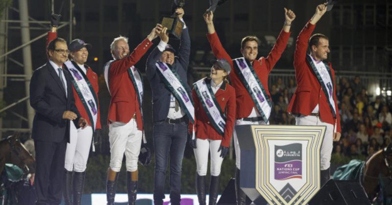 LFO Belgie winnaar