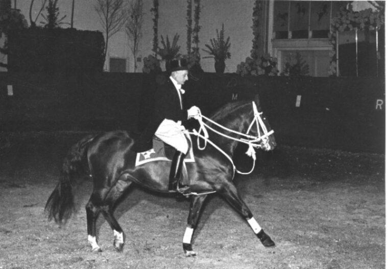 Ad Klebe Carrousel 1955