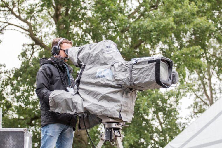 Cameraman aan het werk2