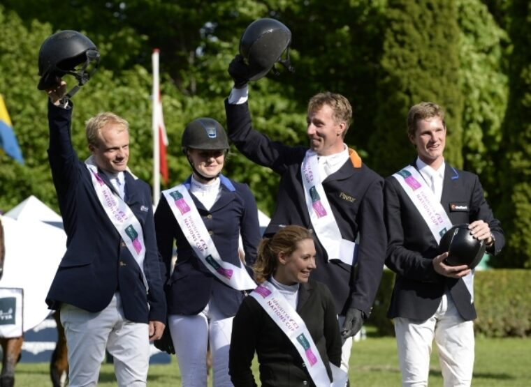 Dutch team Copenhagen