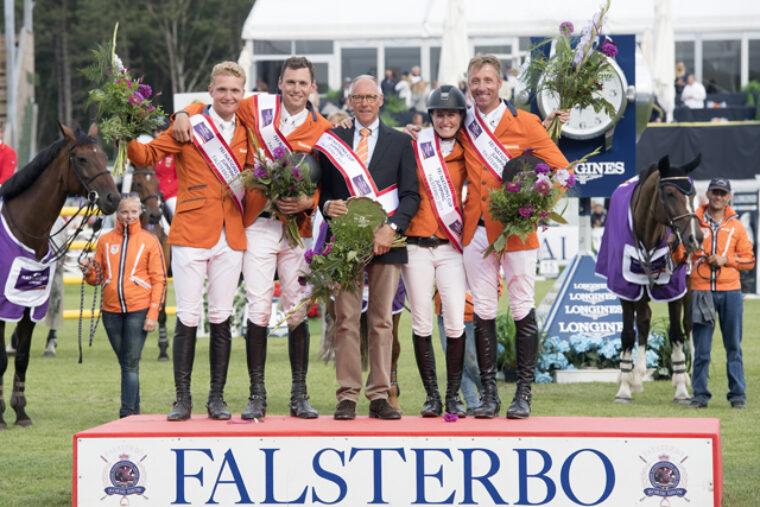 Dutch win Falsterbo