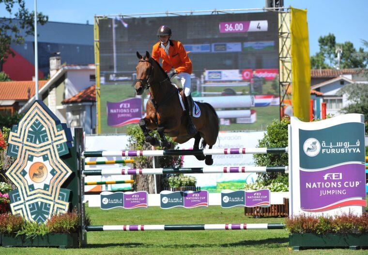 Frank Schuttert Furusiyya Jump