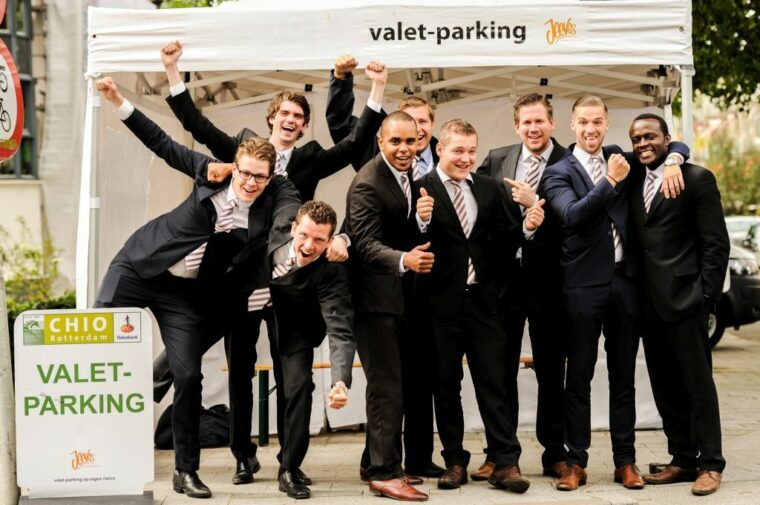 Jeeves valet parking
