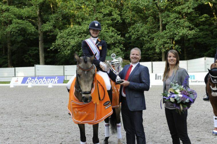Lisanne Zoutendijk Champ Of Class