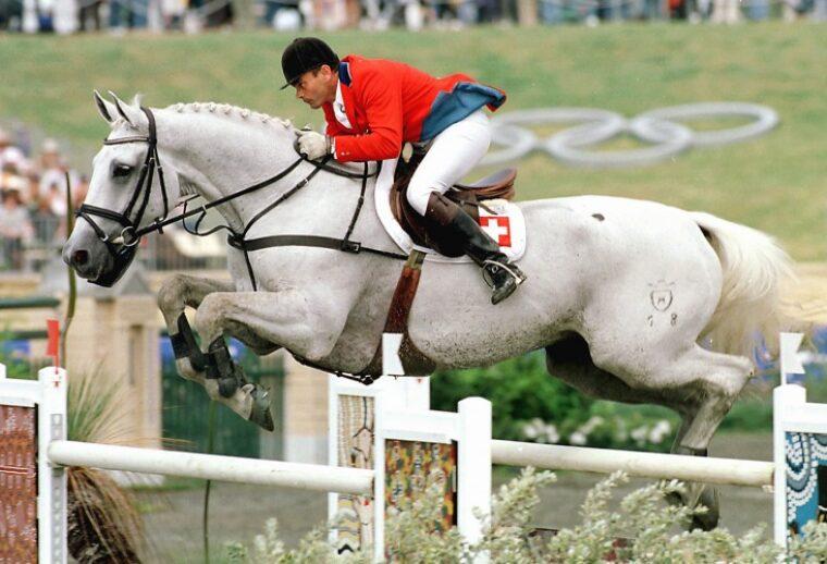 OS Sydney2000 Willi Melliger Calvaro
