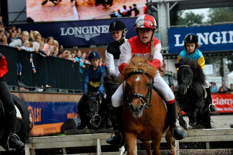 Pony Jockey Race 3