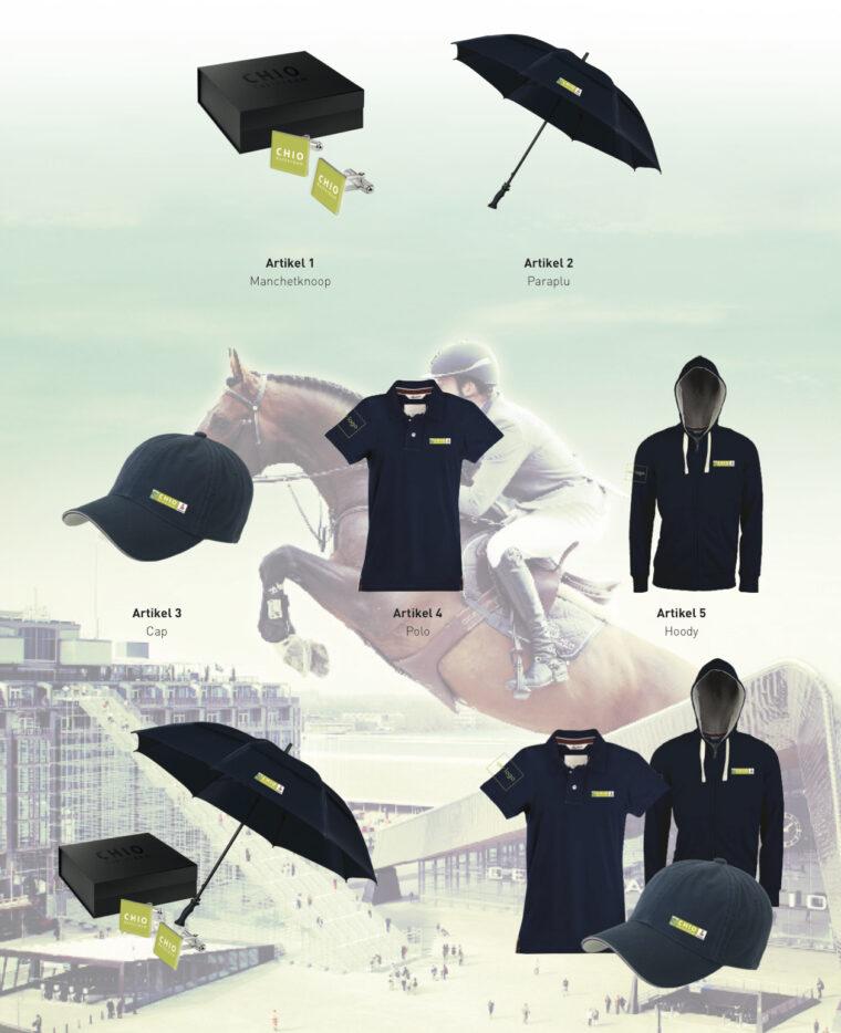 Merchandise CHIO