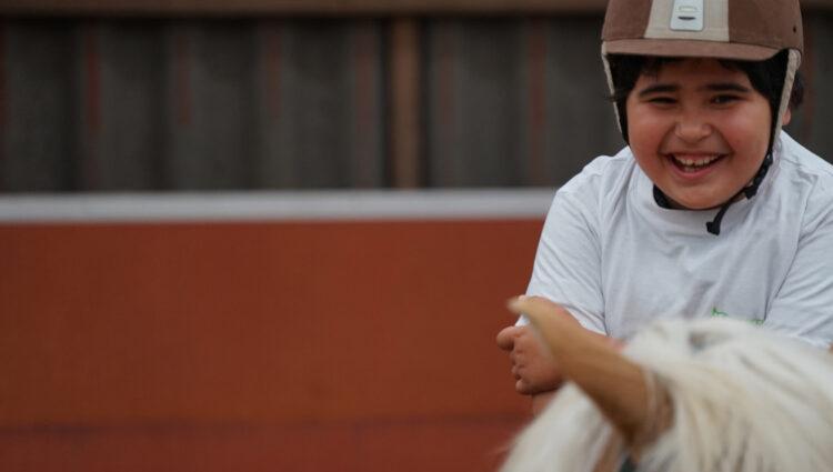 Werken als een paard Programma Speciaal Onderwijs 01